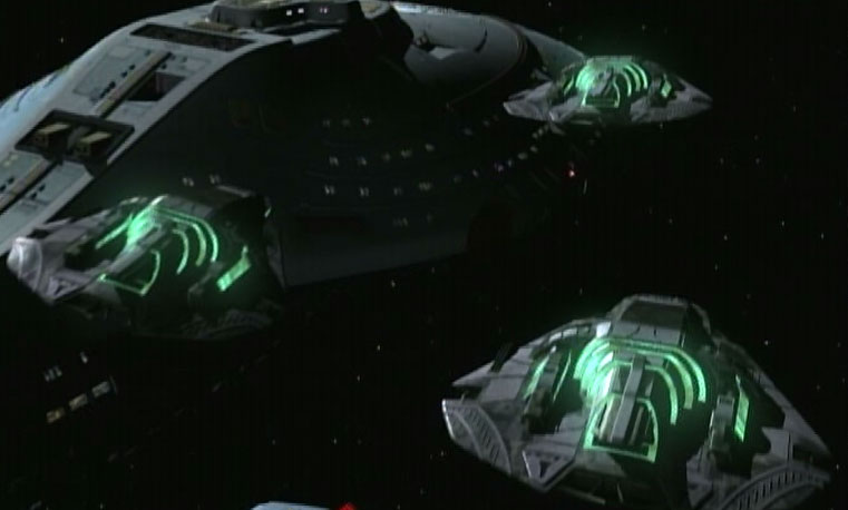 B'omar patrol ship
