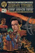 Dax Comet 1 comic