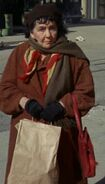 NYC old lady passerby 1