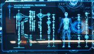 Spocks medical files - Vulcan medical records