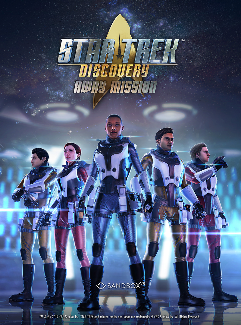 Star Trek: Discovery - Away Mission