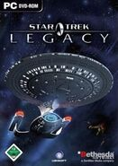 Star Trek Legacy PC UK