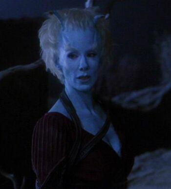 Lieutenant Tarah in 2152