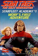 Worfs First Adventure cover