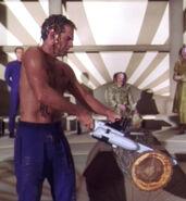 Archer's uniform pants, 2152
