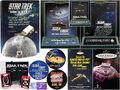 Hallmark Star Trek promo materials