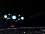 Unnamed Emmette type starships