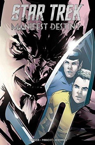 Star Trek: Manifest Destiny (omnibus)