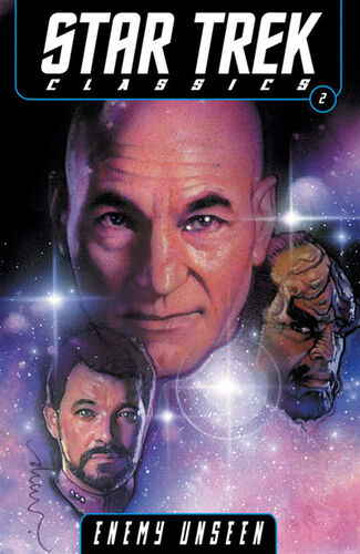 IDW reprint cover