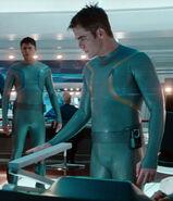 Starfleet uniform wetsuit, male