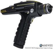 Anovos Star Trek Discovery Phaser Pistol