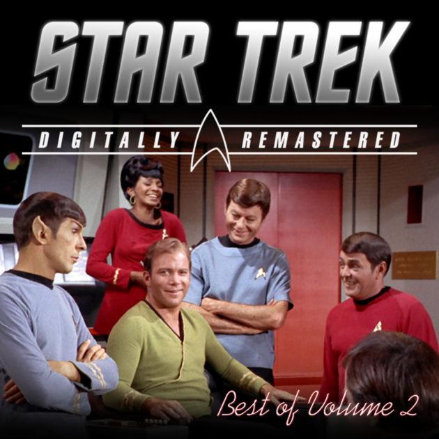 Best of Star Trek: The Original Series - Remastered, Volume 2