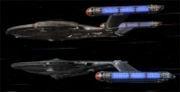 Enterprise y Columbia