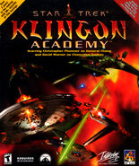 Klingon Academy cover