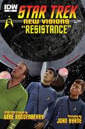 Resistance comic