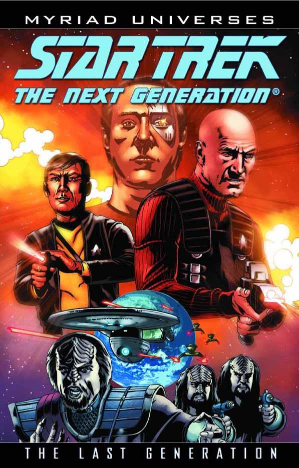Star Trek: The Last Generation (omnibus)