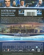 Unification Blu-ray back cover