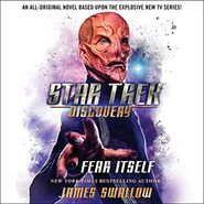 Fear Itself audiobook cover