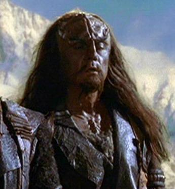 Klingon Defense Force uniform