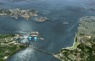 San francisco bay islands