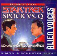 Spock vs. Q 1