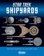 Star Trek Shipyards Starfleet Ships 2151-2293