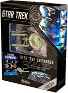 Star Trek Shipyards Starfleet Ships 2151-2293 model edition