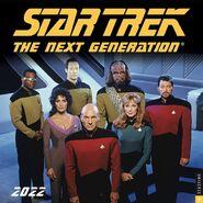 Star Trek TNG Calendar 2022