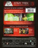 TOS Season 3 Blu-ray back slipcover