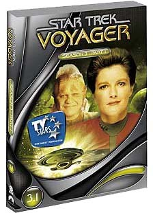 VOY DVD-Box Staffel 3.1