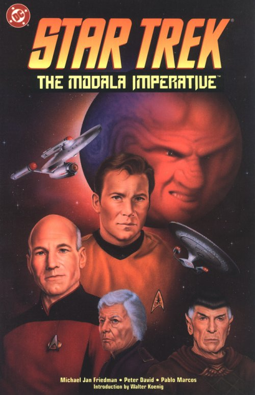Star Trek: The Modala Imperative