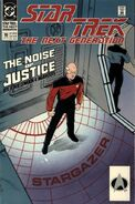 Noise of justice comic