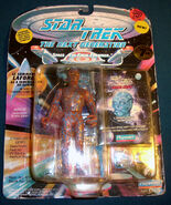 Playmates 1994 LaForge as Alien