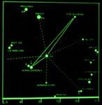 Spaceflight Chronology starchart 1