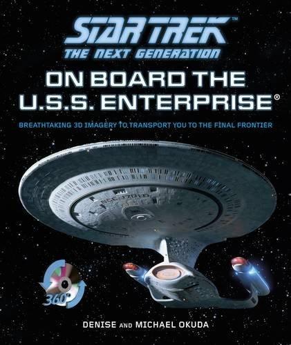 Star Trek The Next Generation - On Board the USS Enterprise, Carlton.jpg