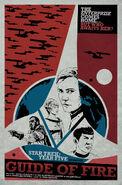 Star Trek Year Five issue 13 cover RI