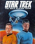 FASA Star Trek the Role Playing Game v1 box