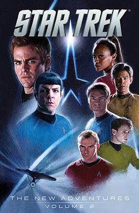 Star Trek: New Adventures, Volume 2