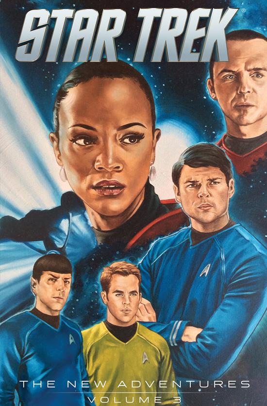 Star Trek: New Adventures, Volume 3