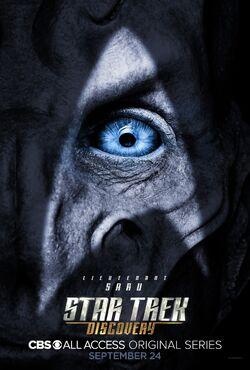 Star Trek Discovery Season 1 Saru poster.jpg