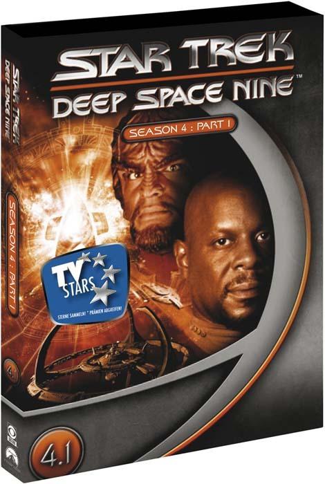 DS9 DVD-Box Staffel 4.1