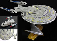 Playmates USS Enterprise-E Insurrection