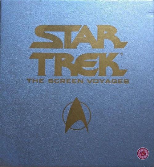 Star Trek - The Screen Voyages (VHS)