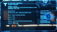 Spocks medical files - latest entry 21