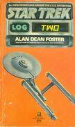 Star Trek Log 2 reprint cover