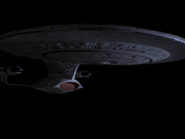 Katastrophe auf der Enterprise