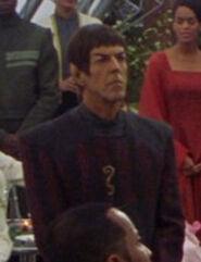 Vulcan male wedding attendee 2