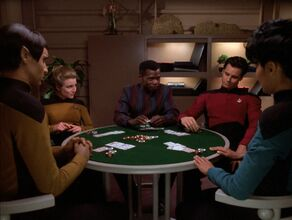 Junior officers playing poker.jpg