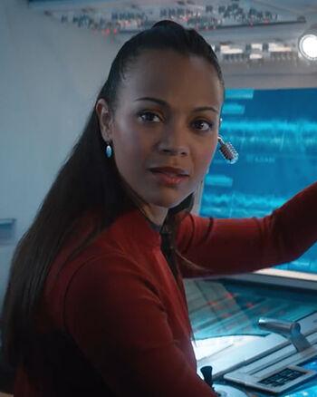 Lt. Nyota Uhura (2263)