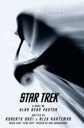 Star Trek (novel) hardback cover